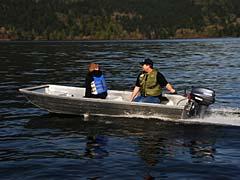Marlon Aluminum Jon Boats