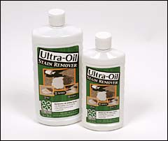 Ultra-Oil Stain Remover
