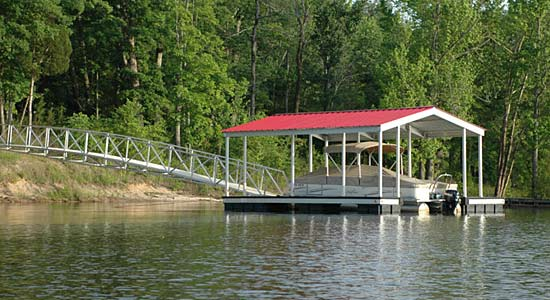 ShoreMaster Boat Lifts in British Columbia, Alberta Canada